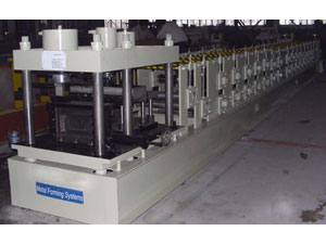 Purline Profile Roll Forming Machine